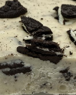 Slab Fudge – Cookies N' Cream