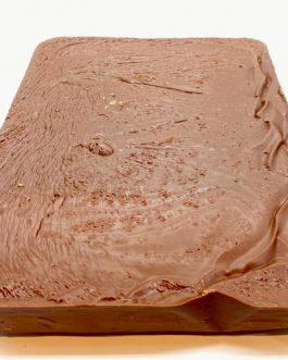 Slab Fudge – Chocolate Peanut Butter
