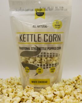White Cheddar Kettle Corn
